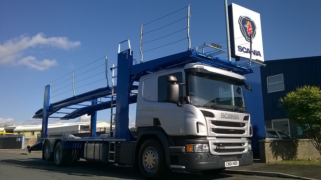Keltruck Scania Caldicot