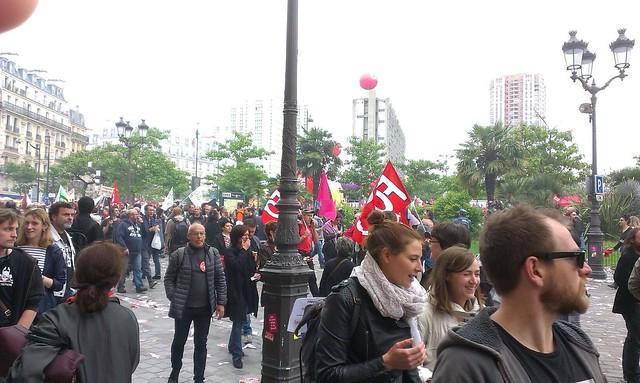 France 14 juin // Photos de Mario + Gauche Révolutionnaire