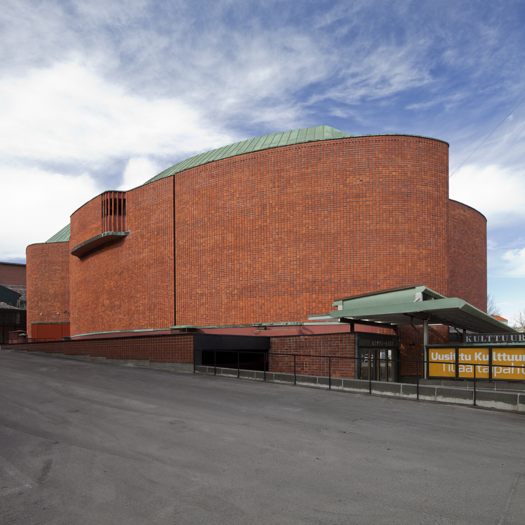 Helsinki Kulttuuritalo (House of Culture) by Alvar Aalto, u2026 Flickr