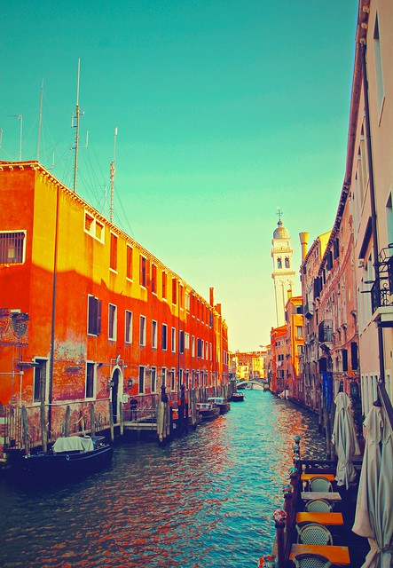 Travelling To Venice By Car