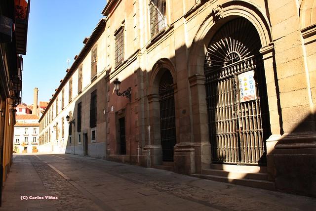Convento de las comendadoras de santiago calle de - Calle santiago madrid ...