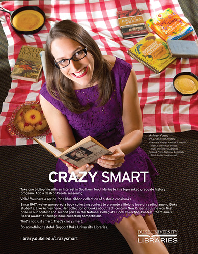 DUL Crazy Smart 12 | by DukeUnivLibraries