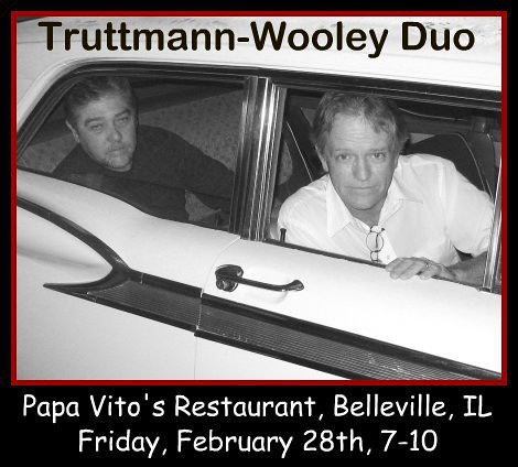 Truttmann-Wooley Duo 2-28-14