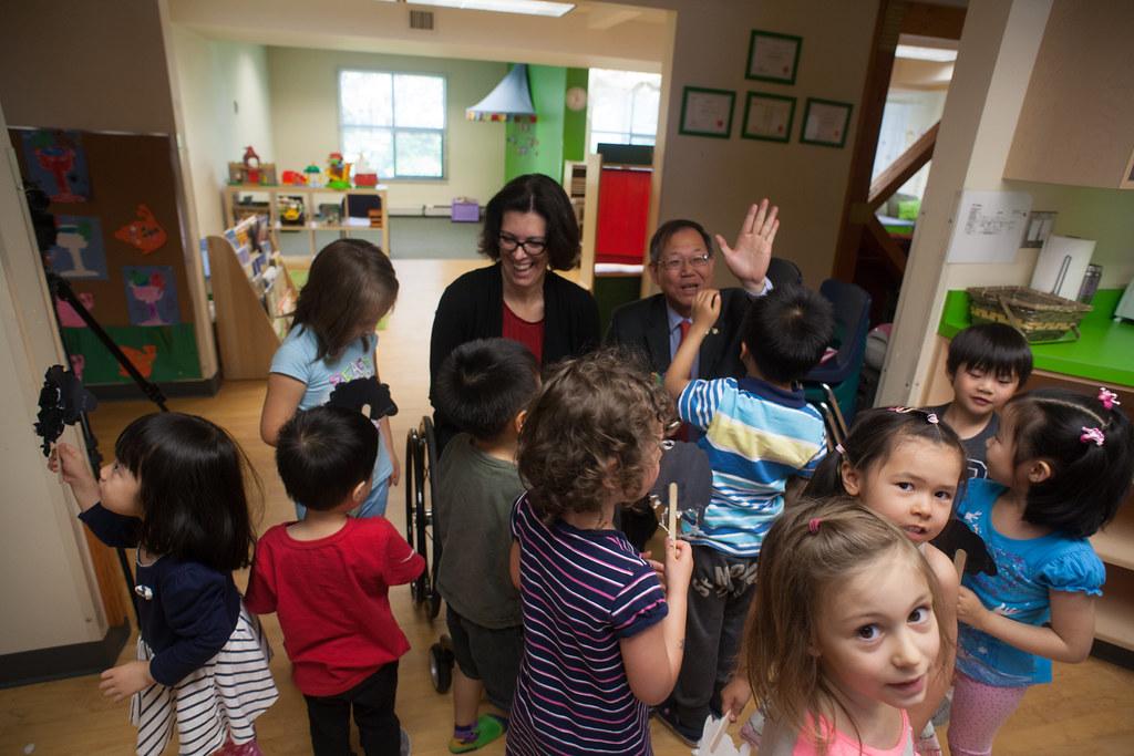 Child Care Spaces Bc