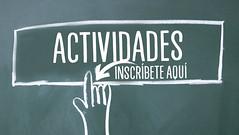 Actividades nas bibliotecas municipais