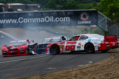 Nascar Whelen Euro Series, American SpeedFest IV, Brands Hatch 2016