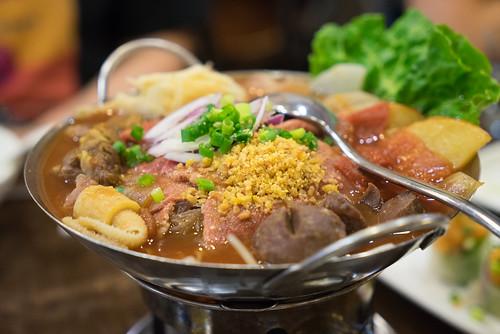 胡志明市紅蕃茄火車頭煲