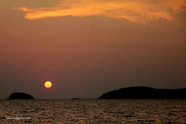 Langkawi Malaysia Sunset