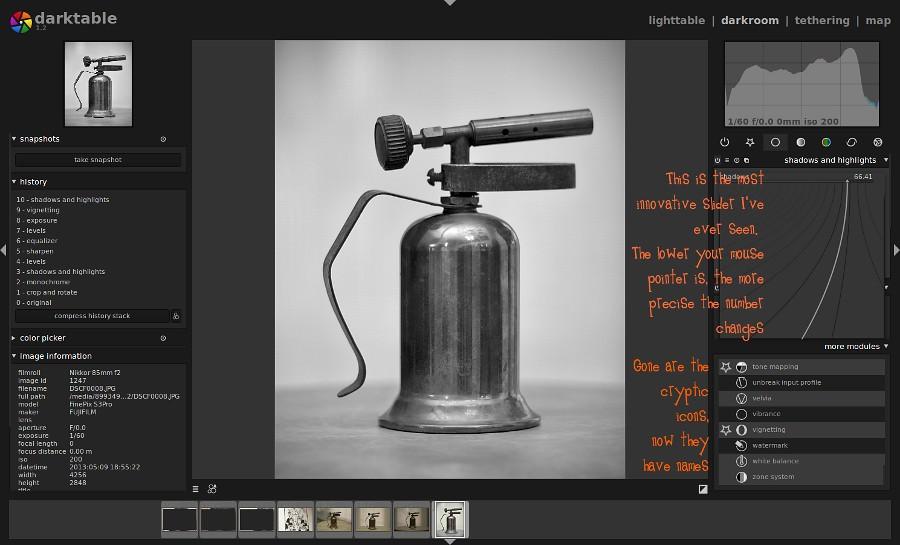 Linux Photo Editing Solutions [Archive] - Rangefinderforum com