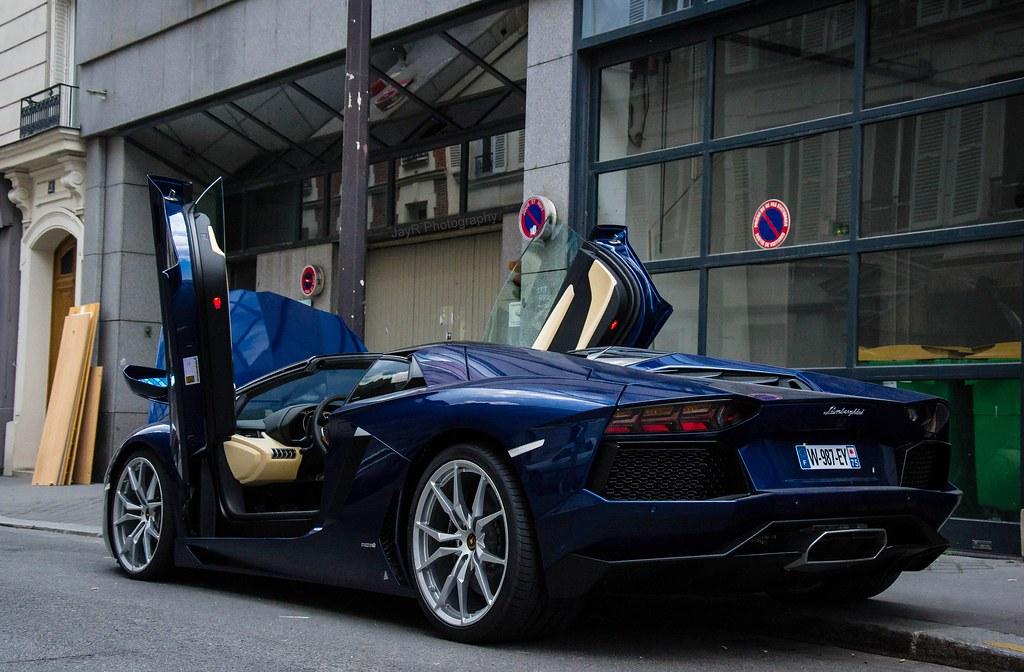 Lamborghini Aventador Roadster Such An Epic Car