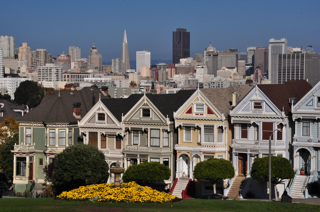 Painted Ladies San Francisco Full House Address