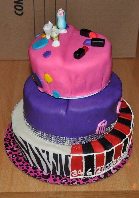 dirty birthday cake - photo #5
