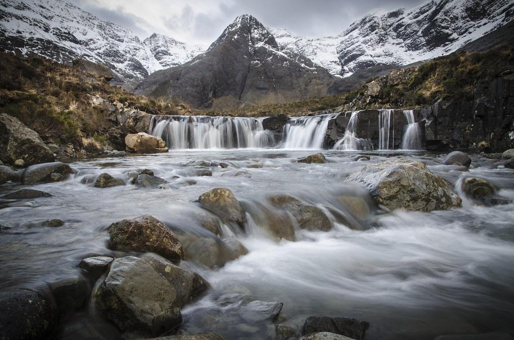 Fairy Pools Glenbrittle Isle Of Skye Scotland Getty Im