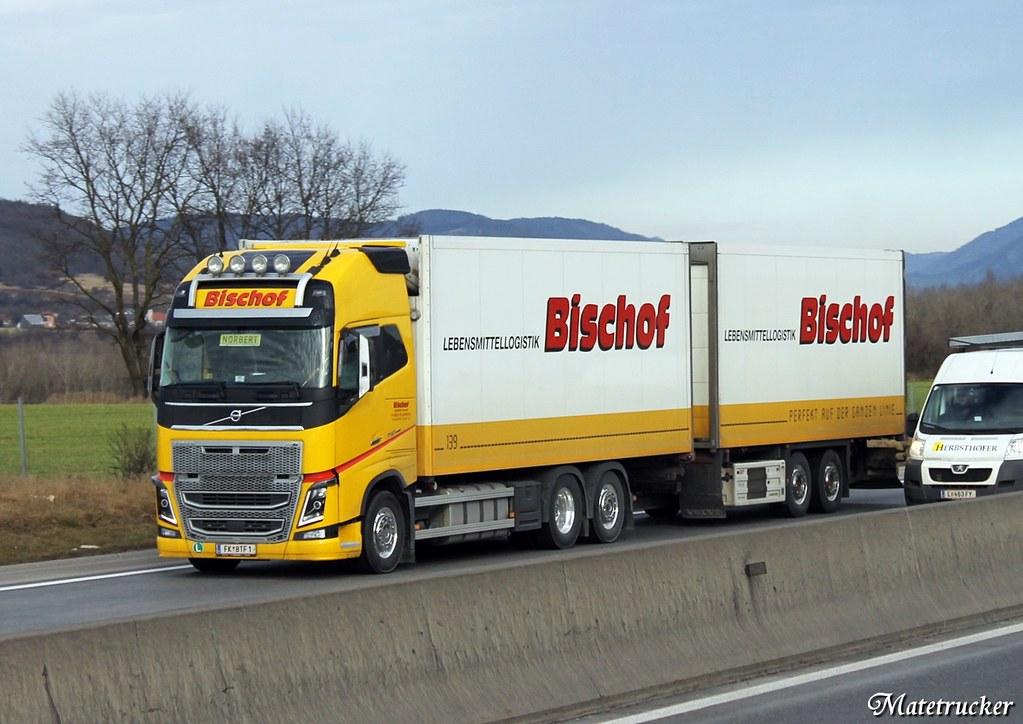 A Volvo Fh16 750 Bischof Szabo Mate Flickr