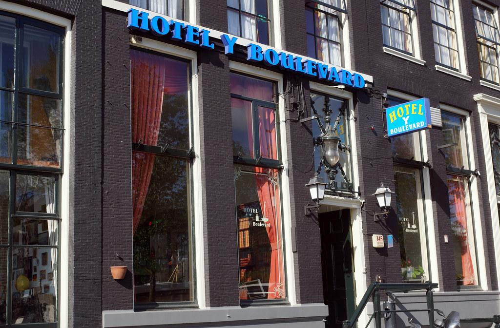 Hotel Prins Hendrikkade Amsterdam