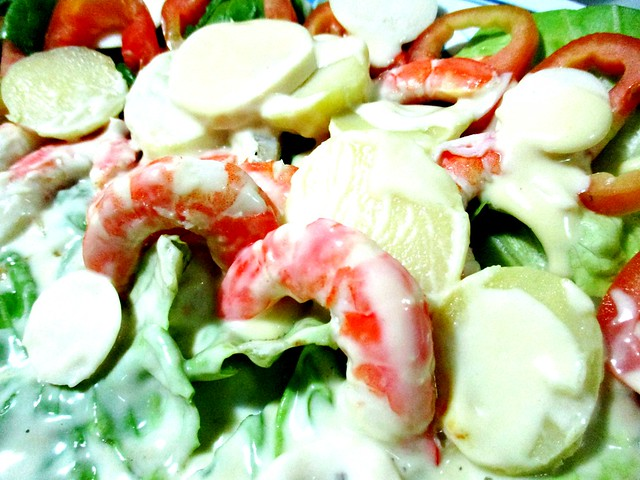 Cousin's salad