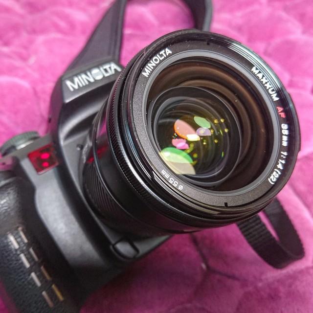Minolta AF 35mm f1.4 超越G鏡的美