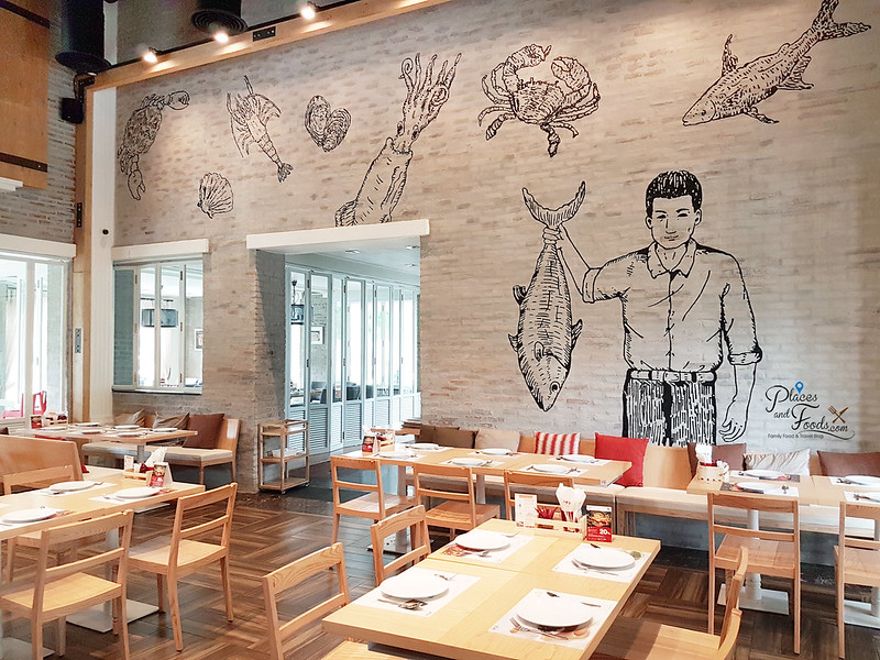 savoey seafood co sukhumvit 26 interior