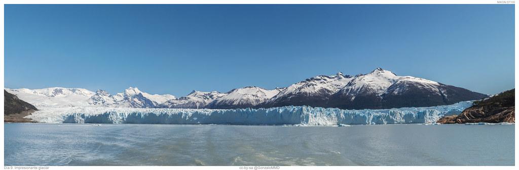 Día 9. Impresionante glaciar