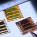 Perovskite research team spin-casts crystals for efficient and resilient optoelectronic devices.