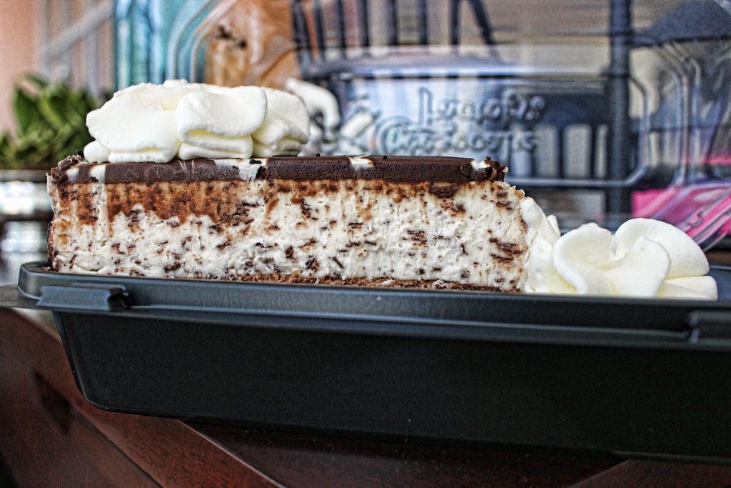 Chocolate Tuxedo Cream Cheesecake Chocolate Tuxedo Cream
