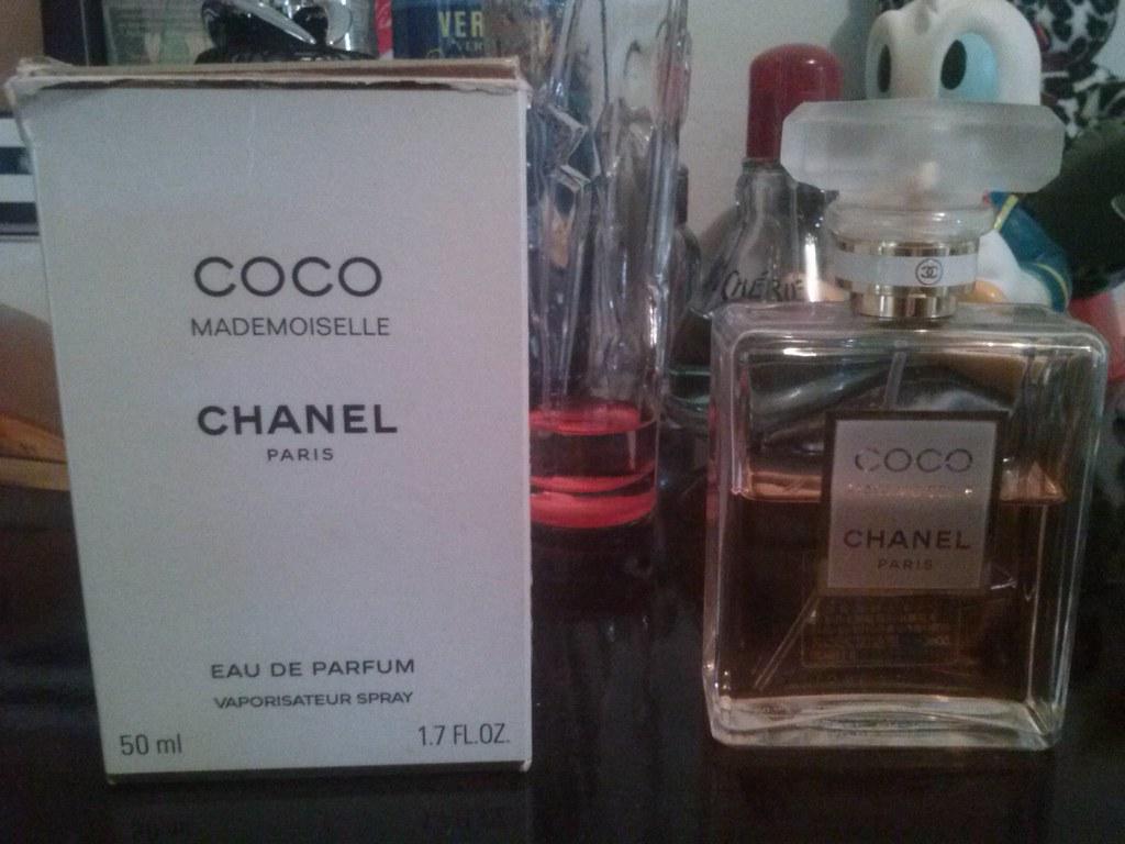 Desapego Chanel coco mademoiselle 50 ml 30 ml
