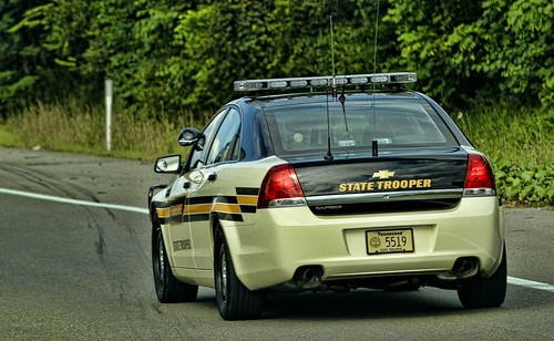 Tennessee State Trooper | by raymondclarkeimages