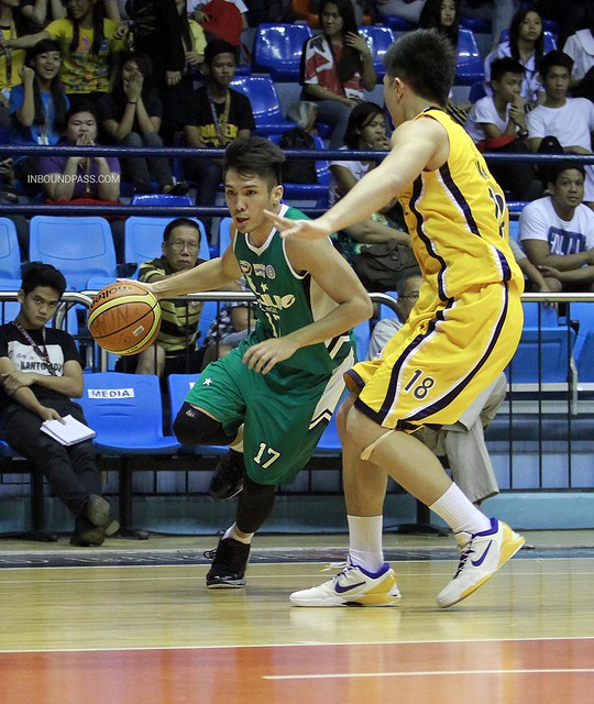 NCAA Season 89 CSB Blazers Vs. JRU Heavy Bombers Sept. 2u2026 | Flickr - Photo Sharing!