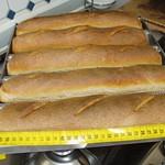 Baguette Au Levain - Bread Alone