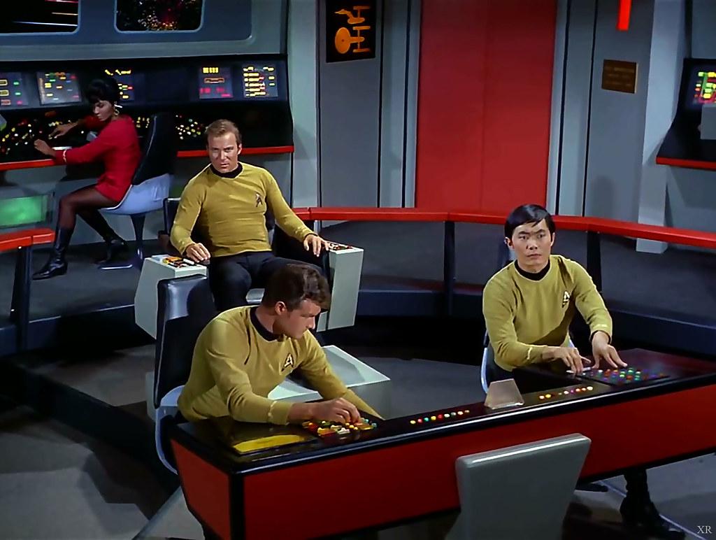 "6 2014 >> 1966 ... ""Star Trek"" | James Vaughan | Flickr"