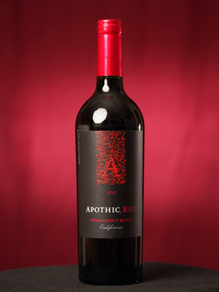 Dylan S Wine Blog Tasting Apothic Red