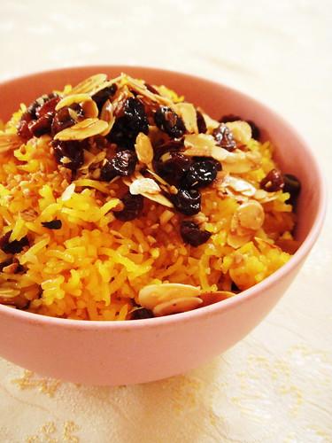 Zarda - Pakistani Sweet Rice   Inspired to Bake
