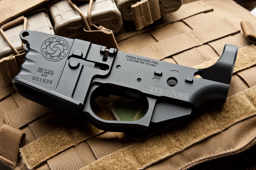 tactical machine lower
