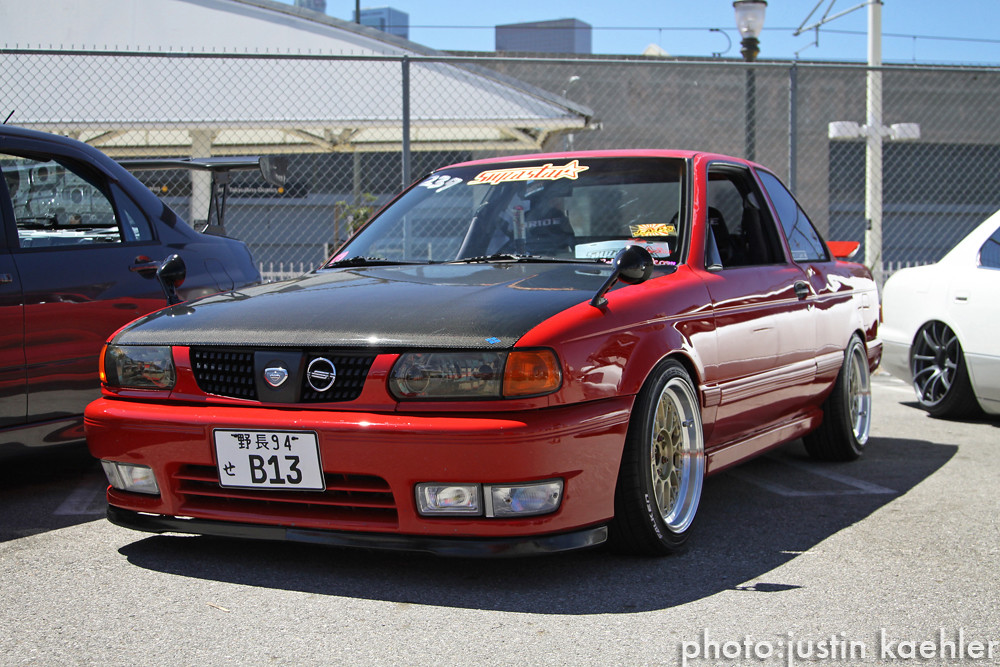 B13 Nissan Sentra Se R If People Knew The Car Could Look