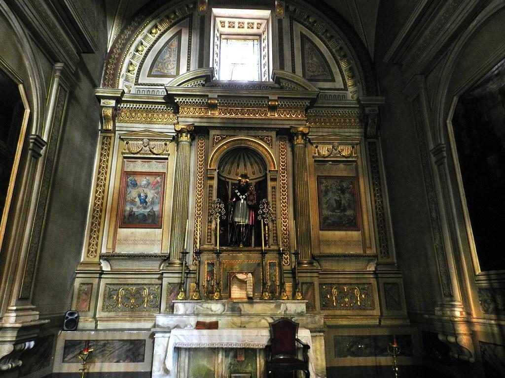 Capilla de San Nicolás de Bari