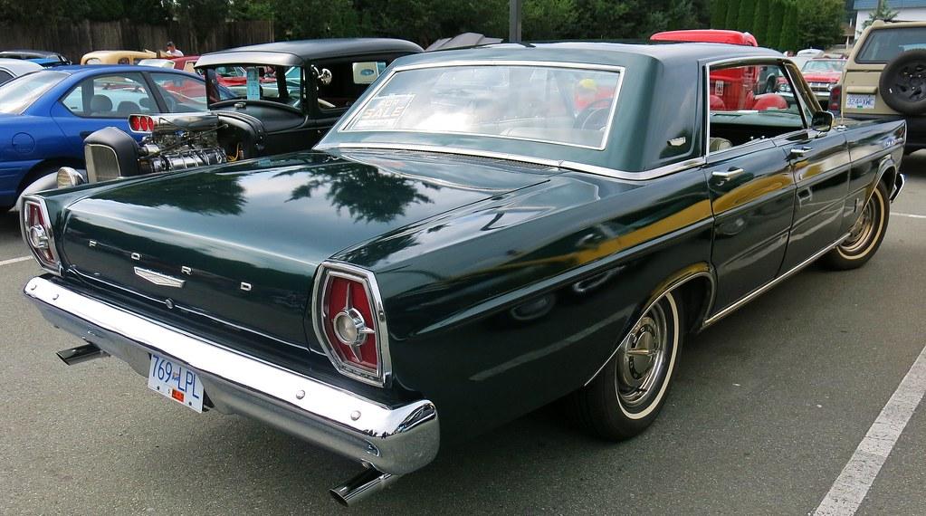 1965 Ford Galaxie 500 4-Door Hardtop | Custom_Cab | Flickr  1965 Ford Galax...