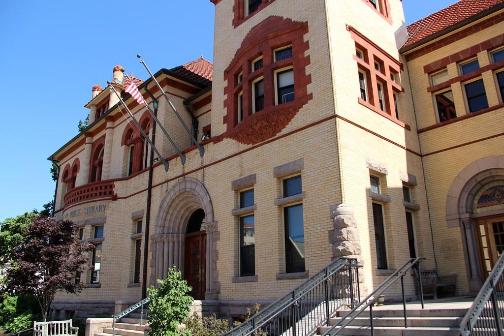 Rhode Island Public Library Jobs