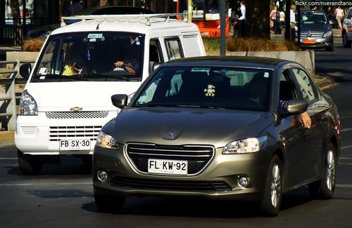 Peugeot 301 - Santiago, Chile