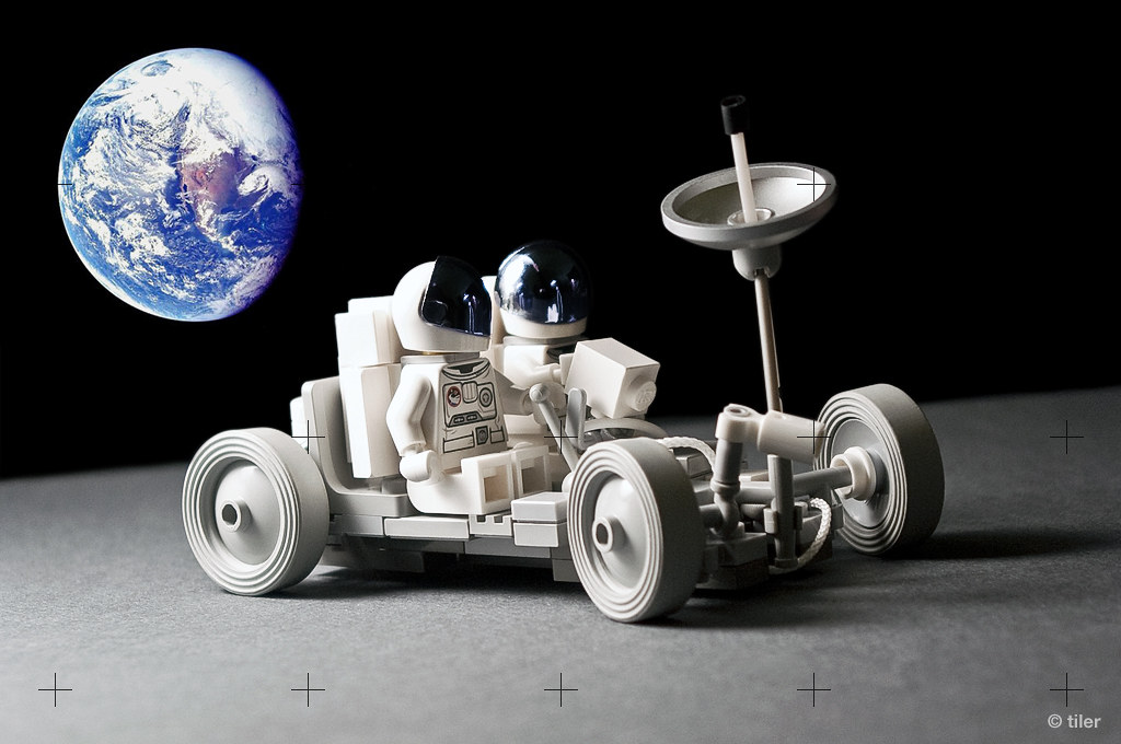 space adventure lunar rover - photo #18