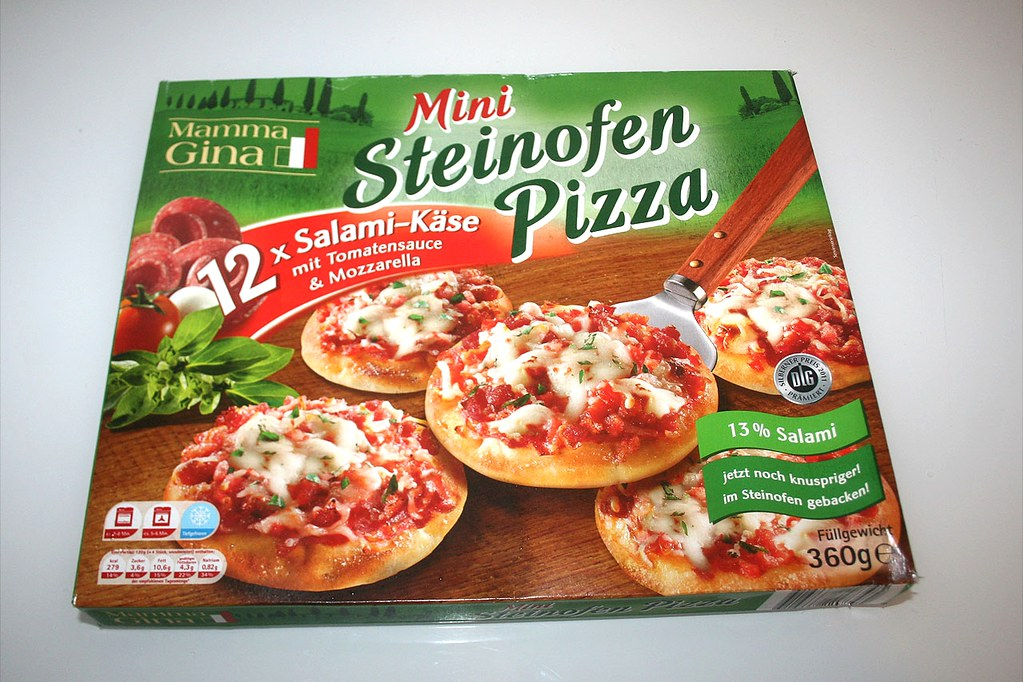 01 mamma gina mini steinofen pizza verpackung vorne flickr. Black Bedroom Furniture Sets. Home Design Ideas