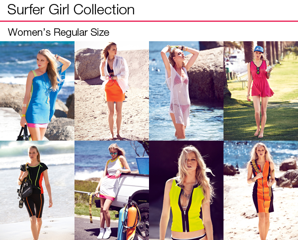 Surfer Girl Collection
