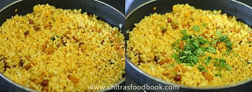 Gujarati batata poha