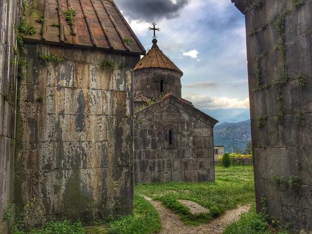 Monasterio de Haghpat en Armenia