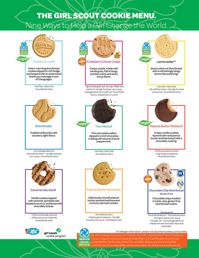 13 14 abc bakers cookie menu abc bakers flickr