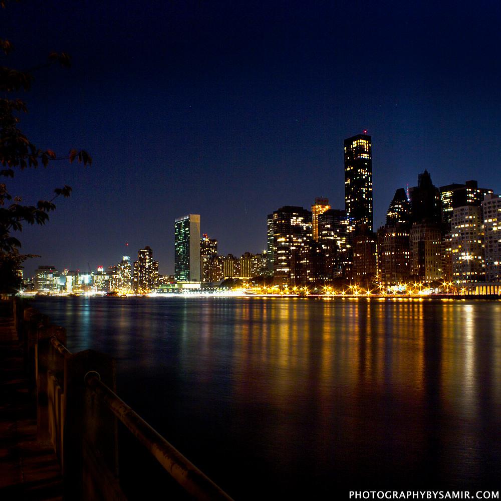 Lighting Nyc: NYC At Night Lights