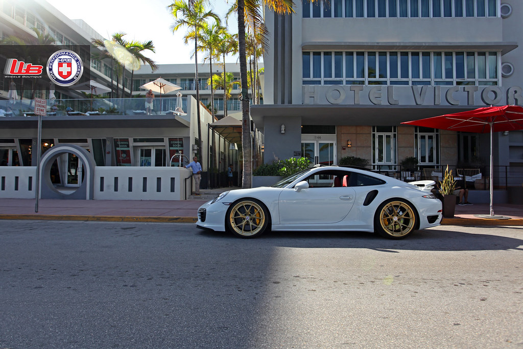 Porsche 991 Turbo S On Hre S101 Wheels Boutique Flickr
