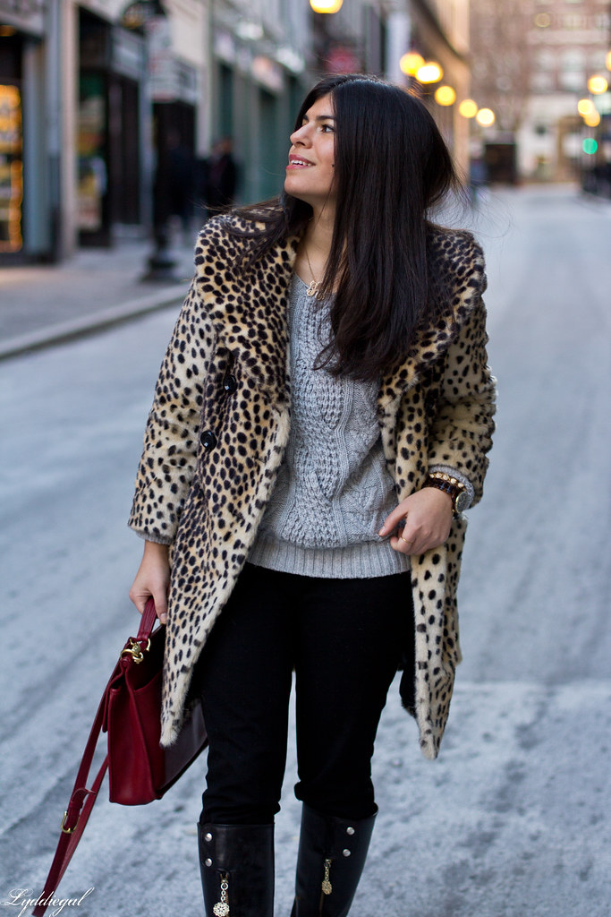 grey sweater, leopard coat-4.jpg