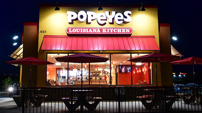 Restaurant Brands to Buy Popeyes for $1.8B | BlueMauMau, franchise ...
