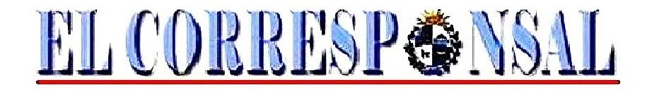 www.elcorresponsal.com.uy