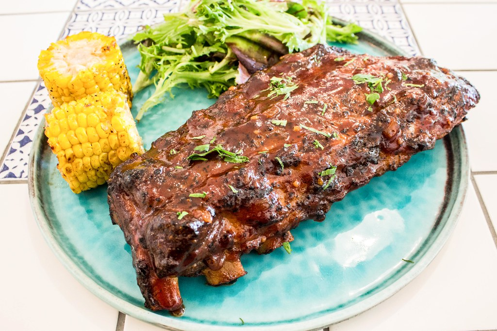 Fuel Plus+: Honey BBQ Babyback Ribs
